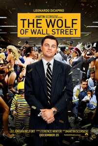 the wolf of wallstreet poster