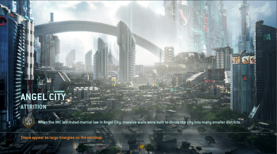 Titanfall angel city loading